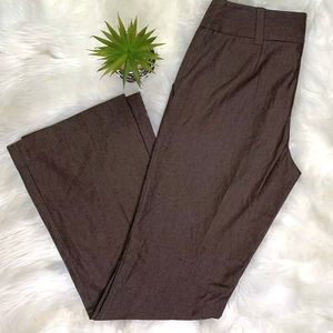 Kenneth Cole New York Dress Pants Womens 8 Flared